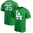 Cody Bellinger Los Angeles Dodgers Fanatics Branded St. Patrick's Day Backer T-Shirt - Kelly Green