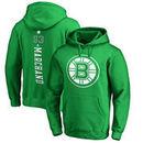 Brad Marchand Boston Bruins Fanatics Branded St. Patrick's Day Backer NHL Hoodie – Kelly Green