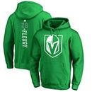 Marc-Andre Fleury Vegas Golden Knights Fanatics Branded St. Patrick's Day Backer NHL Hoodie – Kelly Green