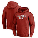 Alabama A&M Bulldogs Fanatics Branded Everyday Pullover Hoodie - Maroon