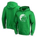 Boston Celtics Fanatics Branded X-Ray Pullover Hoodie - Kelly Green