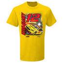 Ryan Blaney Youth Power T-Shirt – Yellow