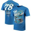 Martin Truex Jr Torque T-Shirt - Royal