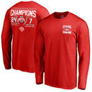 Ohio State Buckeyes Fanatics Branded 2017 Cotton Bowl Champions Fullback Score Long Sleeve T-Shirt – Scarlet