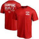 Ohio State Buckeyes Fanatics Branded 2017 Cotton Bowl Champions Fullback Score T-Shirt – Scarlet