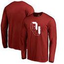 Oklahoma Sooners Fanatics Branded X Ray Long Sleeve T-Shirt - Crimson