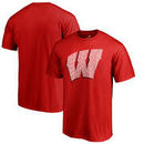 Wisconsin Badgers Fanatics Branded Hometown Collection Fight Song T-Shirt - Red