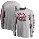 Alabama Crimson Tide Fanatics Branded College Football Playoff 2017 National Champions Motion Long Sleeve T-Shirt – Heather Gray