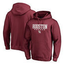 Houston Cougars Fanatics Branded True Sport Soccer Pullover Hoodie - Red