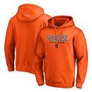 Syracuse Orange Fanatics Branded True Sport Soccer Pullover Hoodie - Orange