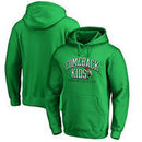 Boston Celtics Fanatics Branded Comeback Kids Pullover Hoodie – Kelly Green