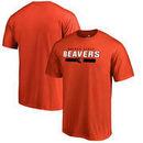 Oregon State Beavers Fanatics Branded Team Strong T-Shirt - Orange