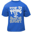 Air Force Falcons Infant Start 'Em Young T-Shirt - Royal Blue