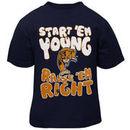 FIU Panthers Infant Start 'Em Young T-Shirt - Navy Black