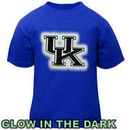 Kentucky Wildcats Infant Glowgo T-Shirt - Royal Blue