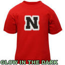 Nebraska Cornhuskers Infant Glowgo T-Shirt - Scarlet