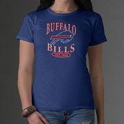 47 Brand Buffalo Bills Women's Scrum Logo T-Shirt