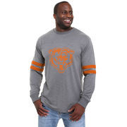 NFL Pro Line Chicago Bears Legacy Football Jersey Long Sleeve T-Shirt - Gray
