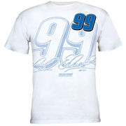 Chase Authentics Carl Edwards Big Number T-Shirt - White