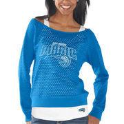 Orlando Magic Womens Holy Long Sleeve T-Shirt and Tank - Royal Blue