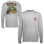 Missouri Tigers 2014 Cotton Bowl Bound Walkin' in High Cotton Long Sleeve T-Shirt - Ash