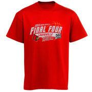 Louisville Cardinals 2013 Final Four T-Shirt - Red