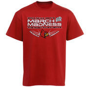 Louisville Cardinals Youth 2013  March Madness T-Shirt - Red