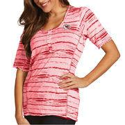 Kansas City Chiefs Antigua Women's Intent T-Shirt - Red