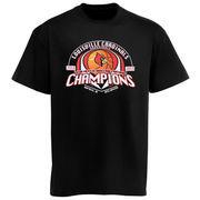 Louisville Cardinals 2013 National Champions T-Shirt - Black