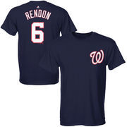Anthony Rendon Washington Nationals Majestic Official Name and Number T-Shirt - Navy