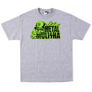 Metal Mulisha Dead Zone T-Shirt - Heather Gray