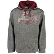 Texas A&M Aggies Dominate 2 Poly Hoodie - Anthracite