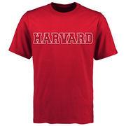 Harvard Crimson Mallory T-Shirt - Crimson