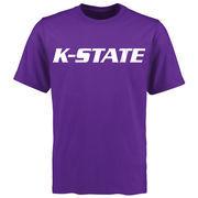 Kansas State Wildcats Mallory T-Shirt - Purple
