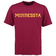 Minnesota Golden Gophers Mallory T-Shirt - Maroon