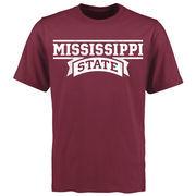 Mississippi State Bulldogs Mallory T-Shirt - Maroon