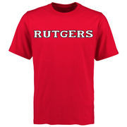 Rutgers Scarlet Knights Mallory T-Shirt - Scarlet