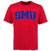 SMU Mustangs Mallory T-Shirt - Red