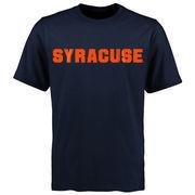Syracuse Orange Mallory T-Shirt - Navy