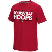 Louisville Cardinals adidas Dassler climalite Ultimate T-Shirt - Red