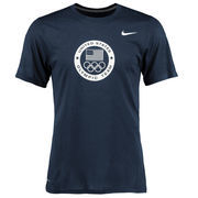Team USA Nike Performance T-Shirt - Navy