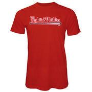 Philadelphia Phillies Majestic Threads Vintage Logo Soft Hand T-Shirt - Red
