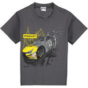 Carl Edwards Youth Power T-Shirt - Charcoal
