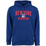 New York Rangers Rinkside City Pride Pullover Hoodie - Blue