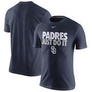 San Diego Padres Nike Just Do It T-Shirt - Navy