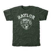Baylor Bears Truly Vintage Logo Tri-Blend T-Shirt - Green