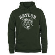 Baylor Bears Truly Vintage Logo Pullover Hoodie - Green