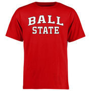 Ball State Cardinals Everyday T-Shirt - Red