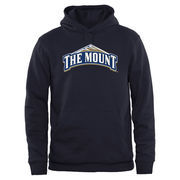 Mount St. Mary's Mountaineers Big & Tall Classic Primary Pullover Hoodie - Navy