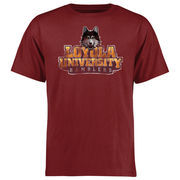 Loyola Chicago Ramblers Big & Tall Classic Primary T-Shirt - Scarlet